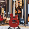 Red Graf Deluxe by Gordon Smith Guitars
