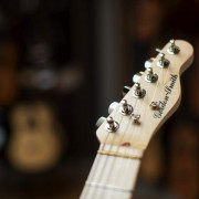Classic-T electric guitar headstock photo - Gordon Smith Guitars