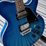 Galaxy electric guitar body photo - Gordon Smith Guitars