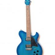 Galaxy electric guitar cutout photo - Gordon Smith Guitars