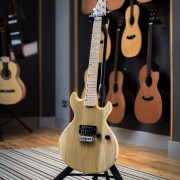 Guardian electric guitar studio photo - Gordon Smith Guitars