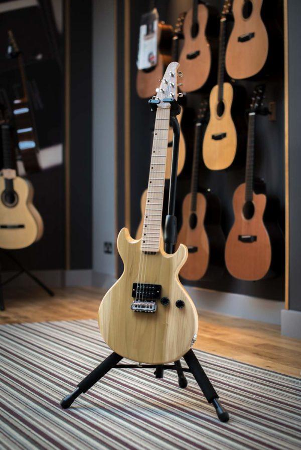 Guardian electric guitar studio photo - Gordon Smith Guitars