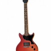 GS1 Trans Red by Gordon Smith Guitars