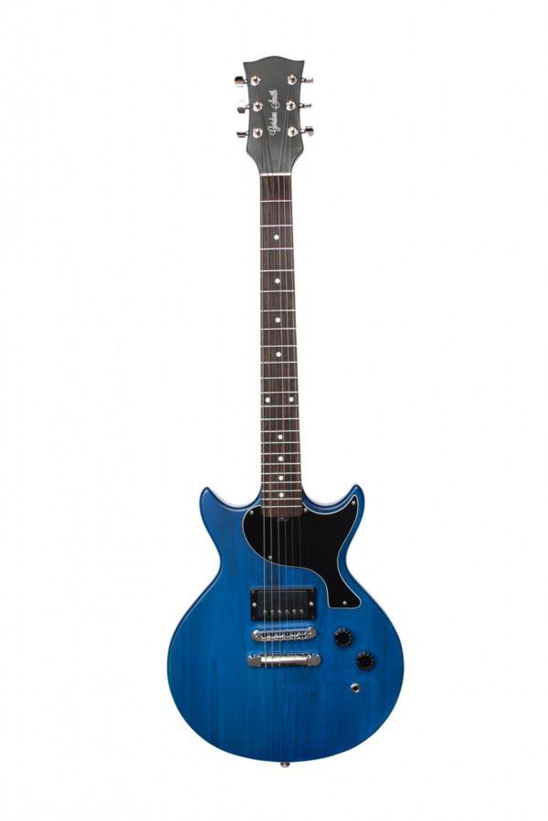 GS1 Trans blue TM by Gordon Smith Guitars