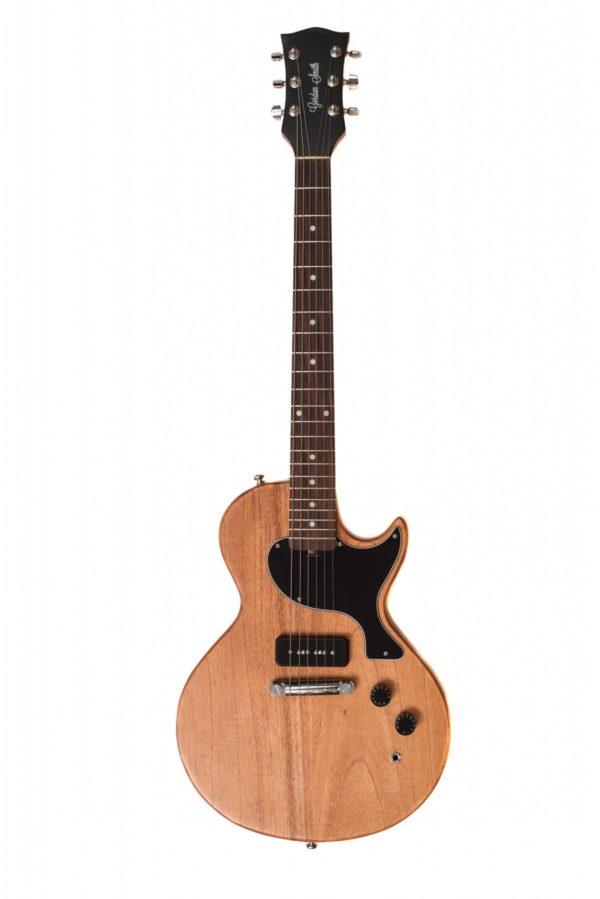 GS160 P90 Natural Brazilian Cedar by Gordon Smith Guitars