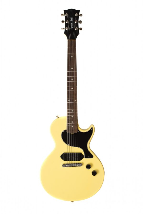 GS160 P90 Thick Yellow by Gordon Smith Guitars