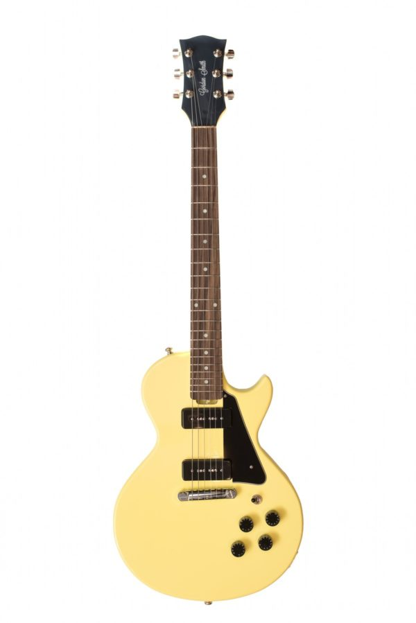 GS2 P90 Thick Yellow by Gordon Smith Guitars