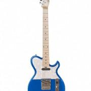 Blue T-Graf electric guitar by Gordon Smith Guitars