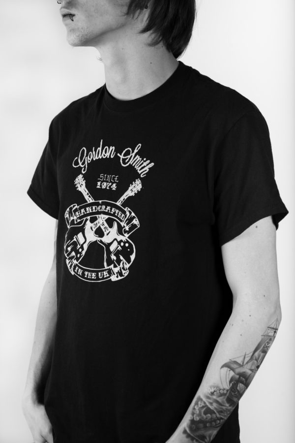 Gordon Smith handcrafted in the UK t-shirt
