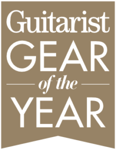 2018 Gear of the Year logo badge