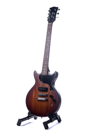 GS1 Thick - Tobacco Sunburst satin - SN16196