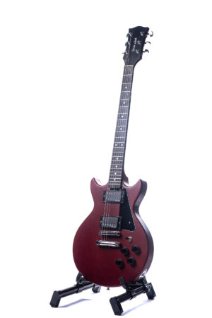 17303 - GS2 Thick Trans Cherry