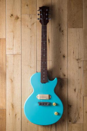 GS1 Blue Korina - 19214 - Front