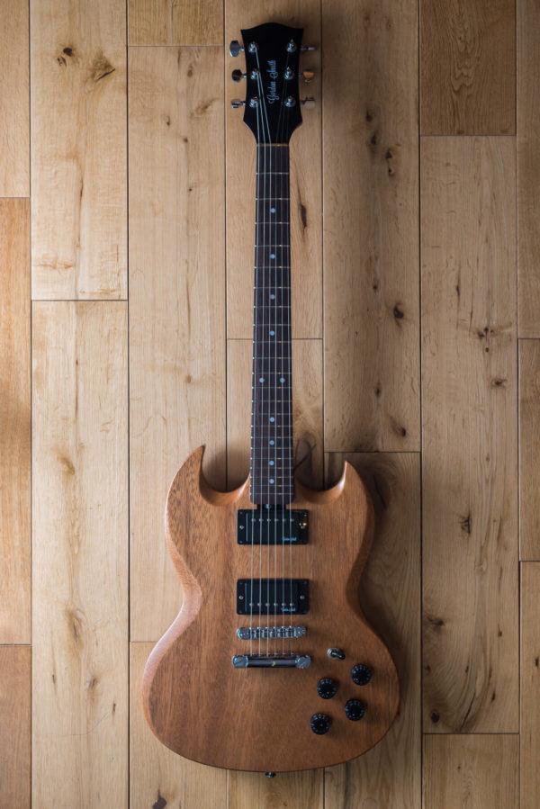 GSG Custom Guitar- 19176 - Front