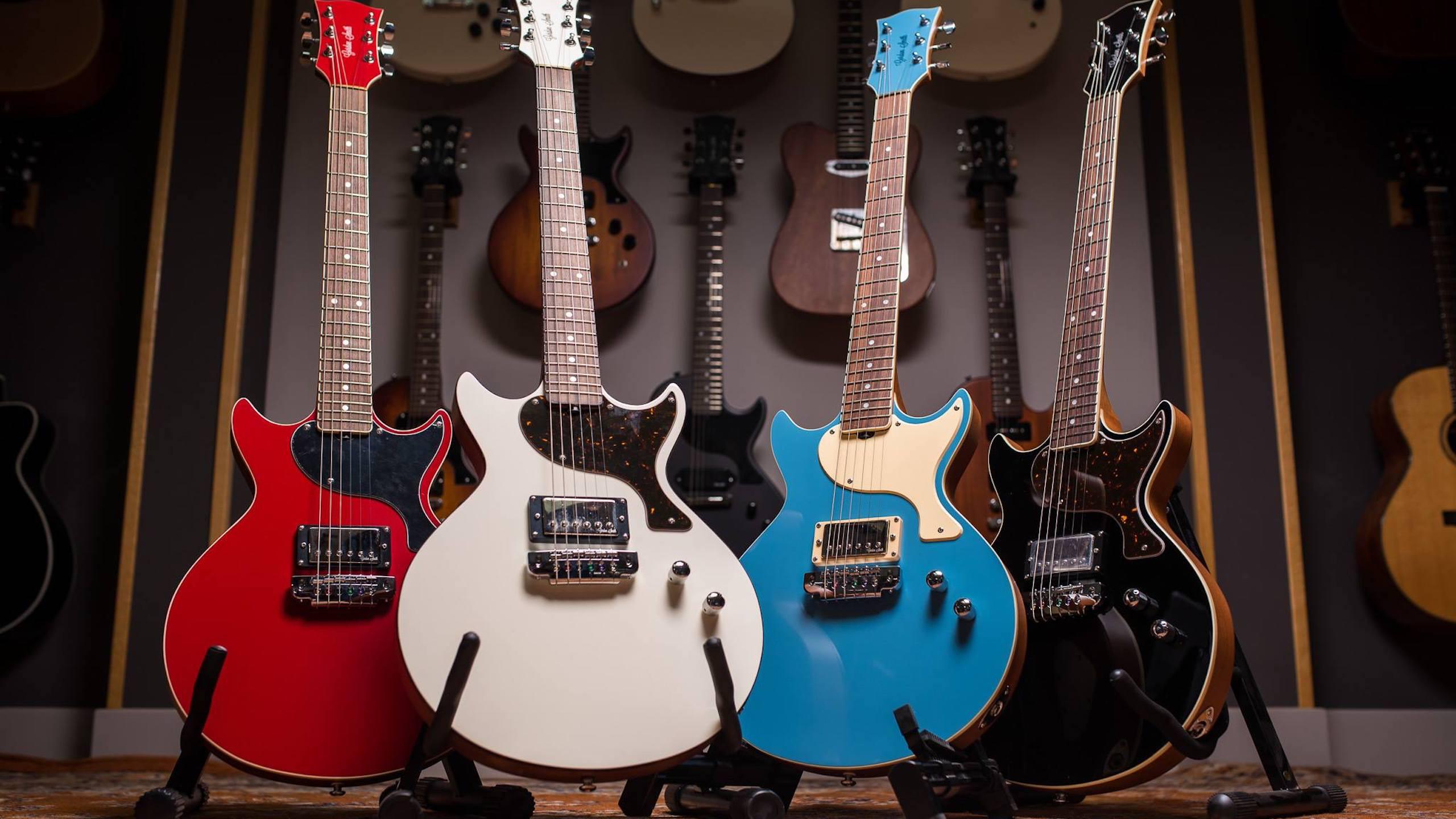 Guitars of the week