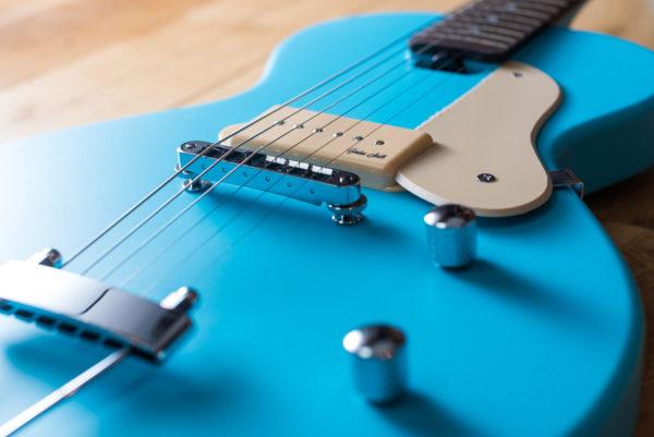 GS NoCut Sky Blue strings