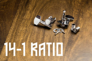 14 to 1 Ratio Tuners cover image