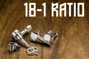 18 to 1 Ratio Tuners cover image