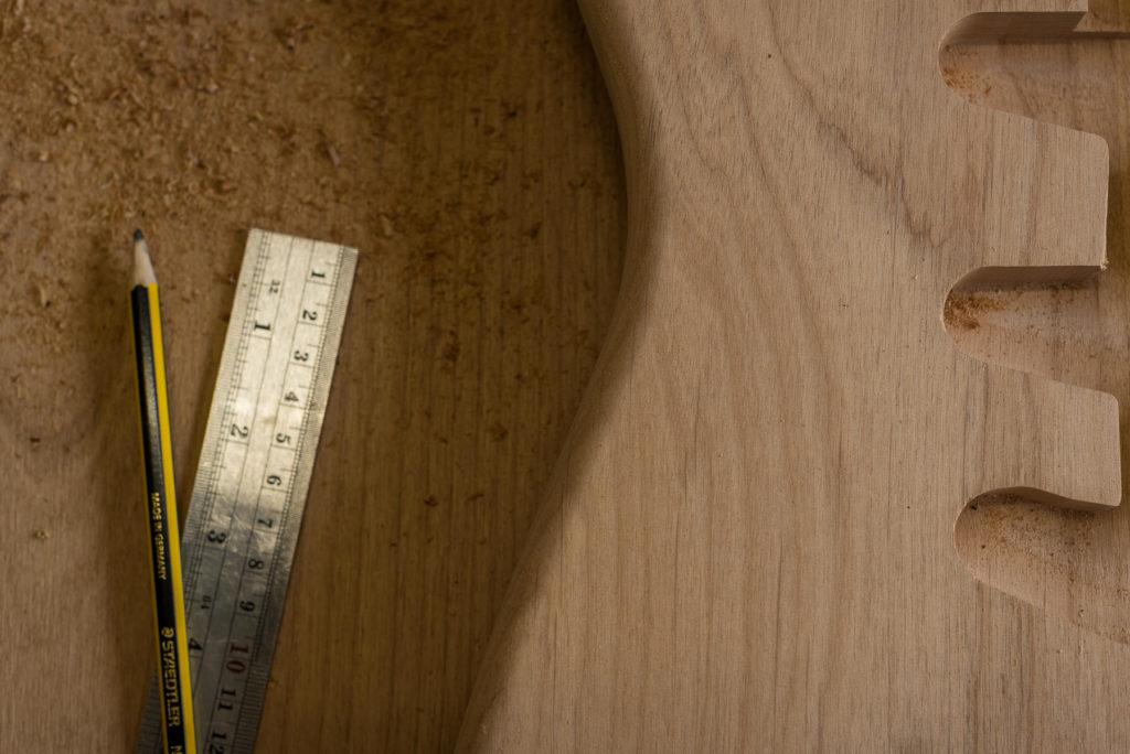 alder guitar body wood