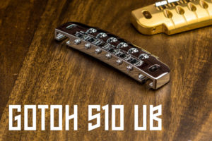 Gotoh 510UB Bridge cover image