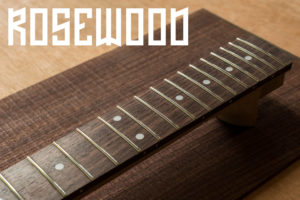 Rosewood Fretboard Cover Image