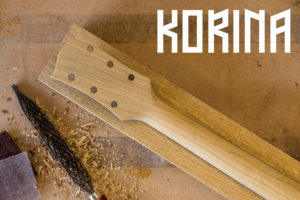 Neck Wood Korina Cover Image