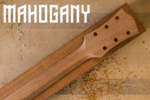 Neck Wood Mahagony Cover Image