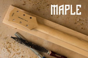 Neck Wood Maple Cover Image