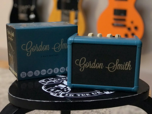 Gordon Smith Fly mini amp - no bluetooth
