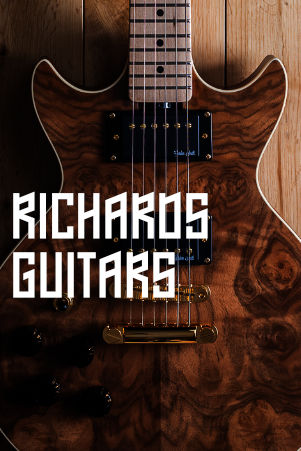 Richards Guitars