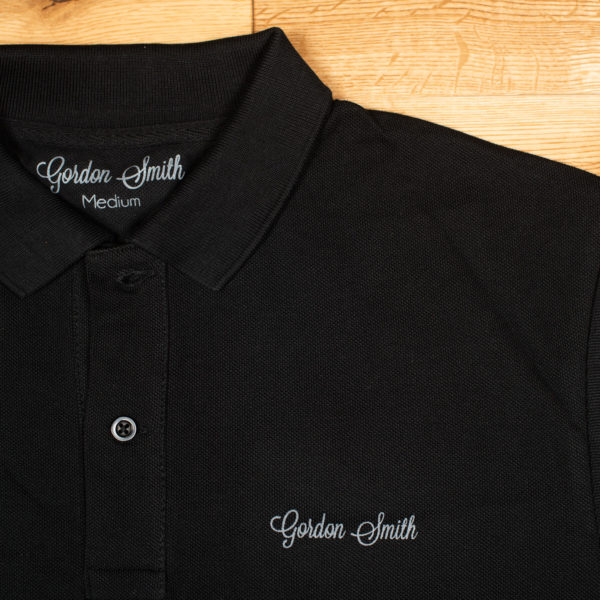 GS polo short sleeve - front buttons