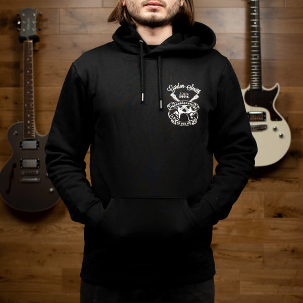 GS pullover hoodie - front