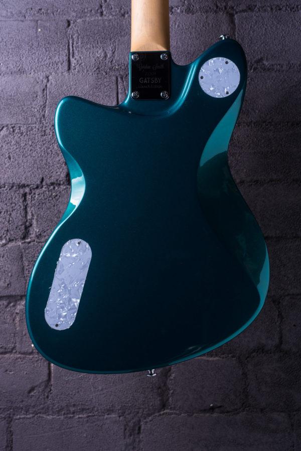 Gatsby electric guitar from Gordon Smith. Rockingham contour back.