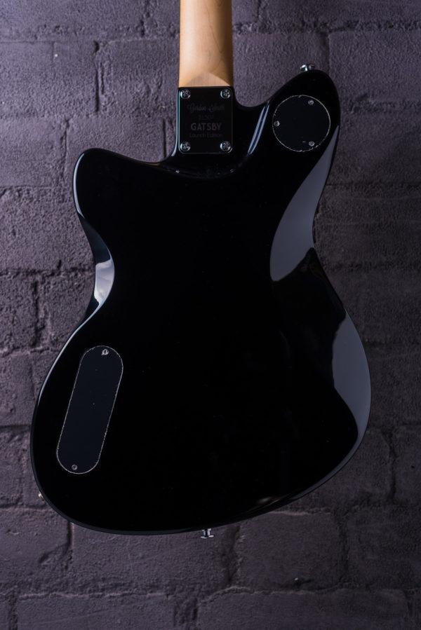 Gatsby electric guitar from Gordon Smith. Jet Black contour back.