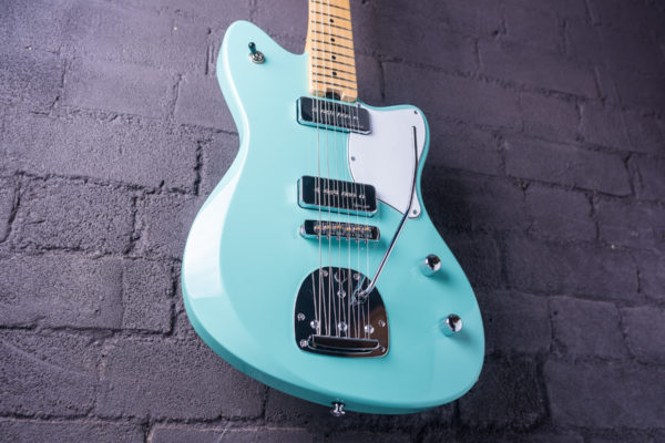 Gatsby electric guitar from Gordon Smith - Cromer Green - Body