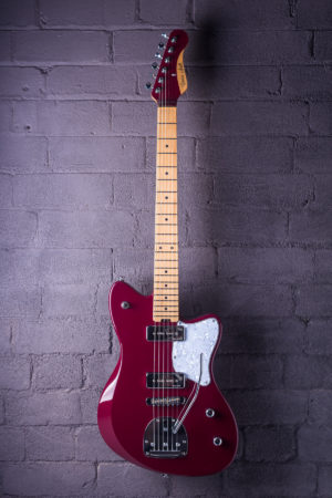 Gatsby electric guitar from Gordon Smith - Merlot - Front