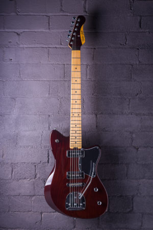 Gatsby electric guitar from Gordon Smith - Real Ale - Front