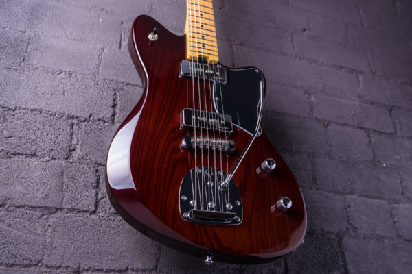 Gatsby electric guitar from Gordon Smith - Real Ale - Body