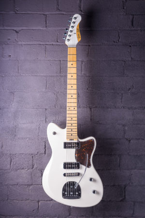 Gatsby electric guitar from Gordon Smith - Vintage White - Front