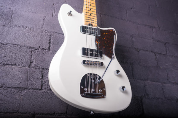 Gatsby electric guitar from Gordon Smith - Vintage White - Body